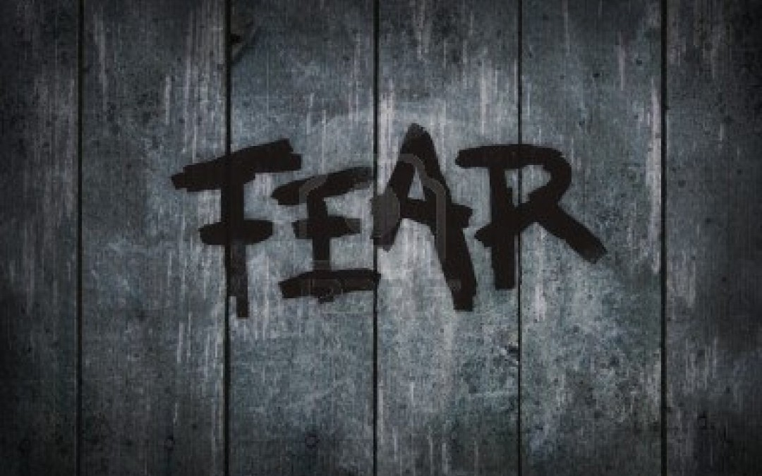 The Only Thing We Have To Fear Is Change Itself